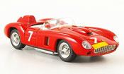 Ferrari 290 1957 mm no.7 gregory morolli nurburgring