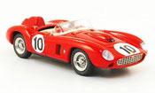 Ferrari 290 1957 mm no.10 j.kilborn v.i.r.