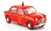 Fiat 1100 1956  TV Vigili del Fuoco pompier Rio