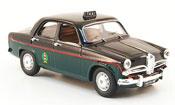 Alfa Romeo Giulietta taxi mailand 1959