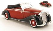 Mercedes 170 s rosso/nero 1950