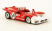 Alfa Romeo 33.3 1971 no.54 brands hatch