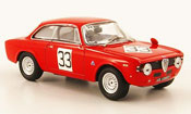 Alfa Romeo Giulia 1600 GTA miniature no.33 nurburgring 1969