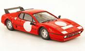 Ferrari 512 BB rosso test a fiorano 1978