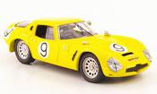 Alfa Romeo TZ2  miniature no.9 bartlett chivas australien 1966
