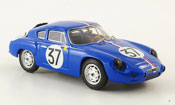 Porsche Abarth   No.37 24h Le Mans 1961 Best 1/43