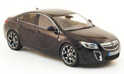 Opel Insignia OPC miniature noire 2009