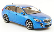 Opel Insignia sports tourer opc blue 2009