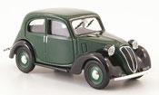 Fiat 1100 1937 (508 c.) Nuova Balilla  green black