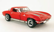 Chevrolet Corvette Stingray red 1963