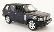 Miniature Range Rover Sport   bleu