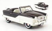 Metropolitan 1500   convertible noire/blanche 1959 Highway 61