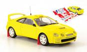 Toyota Celica miniature gt 4 jaune 1997