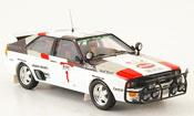 Audi Quattro No.1 Mouton Pons Safari Rallye 1983