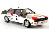 Audi Quattro No.2 Mikkola Hertz Schweden Rallye 1981
