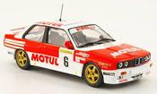 Bmw M3 E30  No.6 Motul Rally Criterium Alpin 1989 MCW