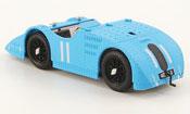 Bugatti 32 miniature tank no.11 p. de vizcaya gp frankreich 1923