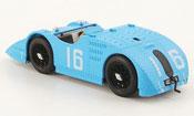 Bugatti 32 miniature tank no.16 p.marco gp frankreich 1923