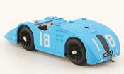 Bugatti 32 miniature type tank no.18 b. de cystria gp frankreich 1923
