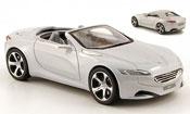 Peugeot SR1 Provence Moulage grise inklusive hard top concept car genf 2010