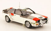 Audi Quattro Rallye BP Test Car 1981