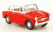 Autobianchi Bianchina   Berlina Special rouge blanche Progetto