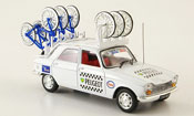 204 Berline bp michelin tour de france 1970