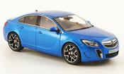 Opel Insignia OPC miniature bleu 2009