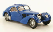 Bugatti 57 SC atlantic blue 1938