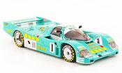 Porsche 962 1987 No.1 lui 24h Le Mans