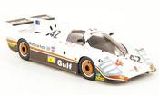 Porsche CK5 No.42 Gulf 24h Le Mans 1983