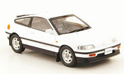 Honda CRX white 1987