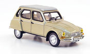 Citroen Dyane miniature 6 beige 1976