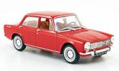 Simca 1300   berline rouge 1965 Nostalgie