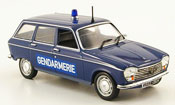 204 break gendarmerie 1969