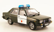 Seat 131 supermirafiori guardia civil trafico 1979