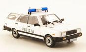 Seat 131 panorama super direccion de la policia 1981