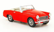 Austin Healey Sprite Mk3 red 1964