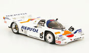 Porsche 962 1988 No.5 Repsol 7ter Platz 24h Le Mans