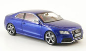 Audi RS5 coupe blue