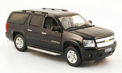 Chevrolet Suburban   schwarz 2009 2010 Luxury Die Cast
