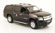 Chevrolet Suburban   CIA 2009 2010 Luxury Die Cast