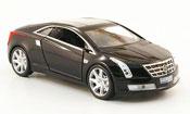 Cadillac Converj   Concept nero 2009 Luxury Die Cast