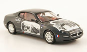 Maserati Cambiocorsa coupe gray metallized 90. jubilaum 2002