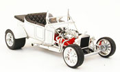 Ford Hot Rod t-bucket white offen 1923