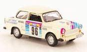Trabant 601   No.96 Rally Monte Carlo 1992 IST Models