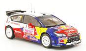 Citroen C4 WRC 2009 no.1 loeb loeb rally du var