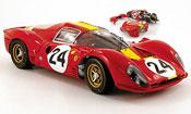 Ferrari 330 P4 no.24 dritter platz 24h le mans 1967