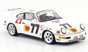 Porsche 911 RSR Carrera No.77 24h Le Mans 1993