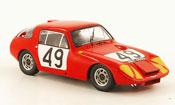 Austin Healey Sprite No.49 24h Le Mans 1966